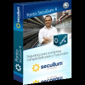 Ponto Secullum 4 (Software de Relógio Ponto Eletrônico)