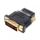 Adaptador HDMI Femea x DVI Macho