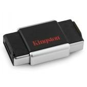 Leitor de Cartão de Memória Kingston Mobile USB